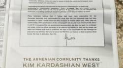 Pourquoi Kim K publie cette lettre ouverte dans le