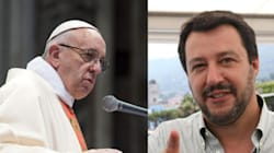Salvini le prende anche da