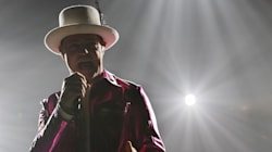 Le chanteur de Tragically Hip offrira deux spectacles