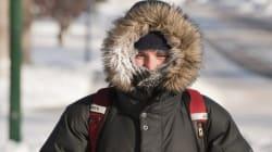 Record Lows As Arctic Air Moves