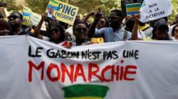 Monsieur Debré, au nom de l'aspiration du peuple gabonais à la démocratie, je me permets de vous