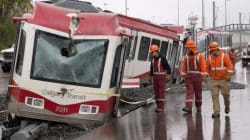 Driver Seriously Injured After Calgary C-Train