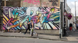 Graffiti Adds Colour To The Conversations We Should All Be