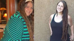 Woman's Incredible Weight Loss Helped Her Fight
