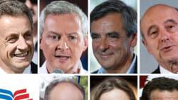 Qui sont les sept candidats à la primaire de la