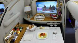 Ce vlogeur a testé la première classe à 20.000 euros d'Emirates et c'est