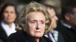 Bernadette Chirac hospitalisée à Paris