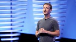 Zuckerberg donne 3 milliards de dollars pour éliminer les