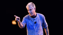 Bourdain: It's 'Racist' To Assume Mexican, Indian Food Should Always Be
