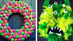 14 Spooktacular Halloween Wreaths To Delight Neighbourhood