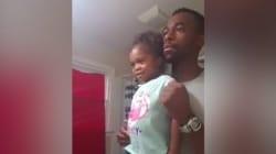 Ce père va vous donner envie de réciter le mantra de sa fille de trois