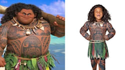 Disney Pulls Controversial 'Moana' Costume Off