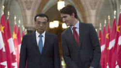 Canada And China Exploring Possible Free-Trade Deal: