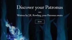 «Harry Potter»: le quiz officiel pour déterminer votre Patronus est (enfin)