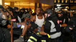 ノースカロライナ州シャーロットで警官が黒人男性射殺、抗議デモが暴動に