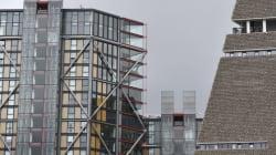 La terrasse de la Tate Modern de Londres gêne ses riches