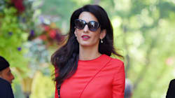 Amal Clooney Is Pretty Much All The Fall Style Inspo You