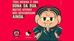 É oficial: Mônica encampa HeForShe para lutar por empoderamento