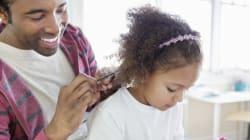 Eu quero que minha filha reconheça e ame seu cabelo exatamente como ele