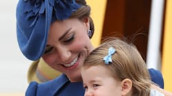 Duchess Of Cambridge Arrives In B.C. Looking Flawless After Long