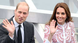 Will And Kate Tour Vancouver's Downtown