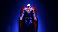 Superman, Batman, Wonder Woman... como nunca los has visto