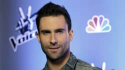 Adam Levine Is All Skin-To-Skin In First Photo With Dusty