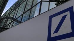 Deutsche Bank se hunde un 7,54% hasta sus mínimos