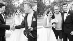 Tom Hanks s'invite au mariage de ce jeune couple