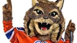 Meet The Edmonton Oilers' New Mascot --