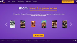 Shomi Shows Itself