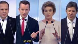 Ibope: Doria, 28%, Russomanno, 22%, Marta, 16%, e Haddad,