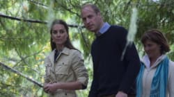 Prince William Adds B.C. Rainforest To Queen's Conservation