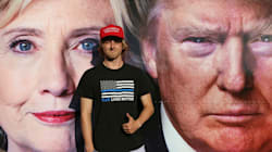 Le prénom de Clinton écorché sur des billets souvenirs du débat