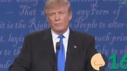Trump a passé le débat à