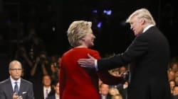 Il dibattito tra Hillary Clinton e Donald Trump in 7 momenti