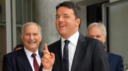Linea anti-Merkel e ponte sullo stretto, la strategia di Renzi per il