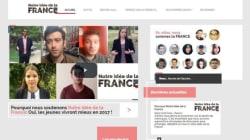 Ce que dit le site de pré-campagne de Hollande (et ce qu'il passe sous