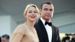 Naomi Watts et Liev Schreiber se