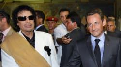 Le carnet d'un ancien ministre libyen évoque le versement de 6,5 millions à Sarkozy en