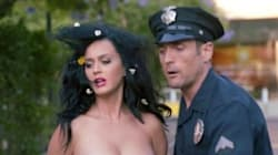 Katy Perry Uses Her Body As 'Click Bait To Help Change The