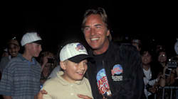 Don Johnson's Son Looks A Whole Lot Like Dad