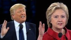 A performance de Trump no debate foi a pior de todos os