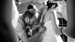 Syrian Refugee Saves The Day After Bride's Last-Minute Wedding