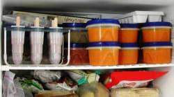 Os alimentos que você deve congelar para prolongar seu tempo de