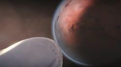 El plan de Elon Musk: viajar a Marte por 135.000 euros en
