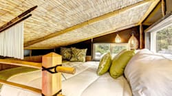 Un hôtel de mini-maisons beaucoup trop charmant pour l'entendement