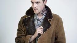 Hommes : les tendances manteaux automne-hiver