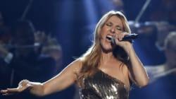 Céline Dion pousse une note comme vous ne l'avez jamais entendue dans cette