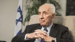 Shimon Peres, la paix en
